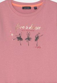 Blue Seven - KIDS GIRLS DRESS - Day dress - mauve - 2