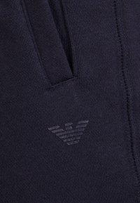 Emporio Armani - PANTALONI - Teplákové kalhoty - blu scuro - 5