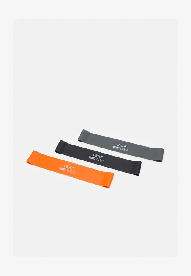 BANDS 3PACK - Fitness / Yoga - multicolour