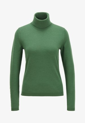 FAMAURIE - Pullover - open green