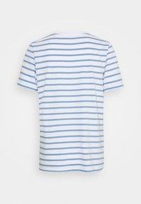 s.Oliver - Print T-shirt - blue lagoon - 1