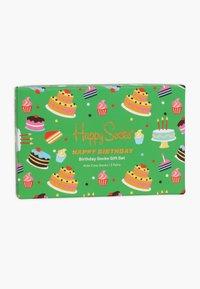 Happy Socks - KIDS BIRTHDAY GIFT 3 PACK - Socks - multi-coloured - 2