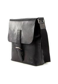 Saddler - VERDAL - Across body bag - black - 1