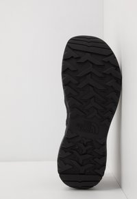 The North Face - M HEDGEHOG SANDAL III - Vaellussandaalit - black/asphalt grey - 4