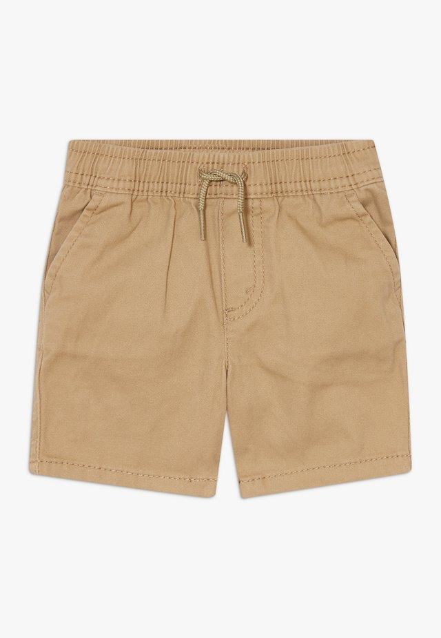 BOX TAB PULL ON - Shorts - harvest gold