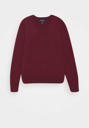 Neule - vintage port heather