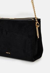 PARFOIS - CROSSBODY BAG CHARM - Across body bag - black - 3
