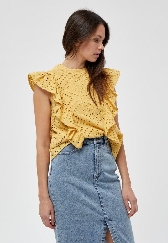 VILMA  - Blouse - cornbutter