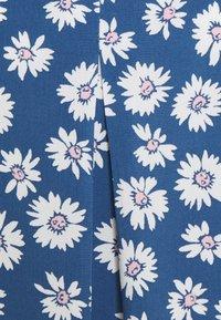 GAP - PLEAT FASH TANK - Blus - blue - 2