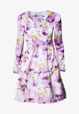 MOLLY DRESS - Korte jurk - lilac