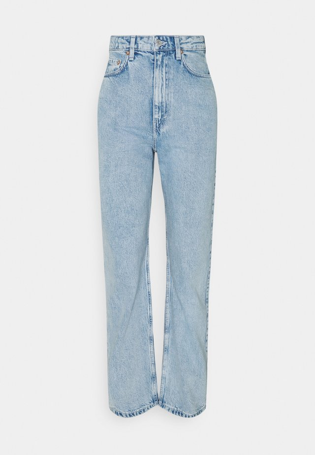 ROWE - Straight leg jeans - summer blue