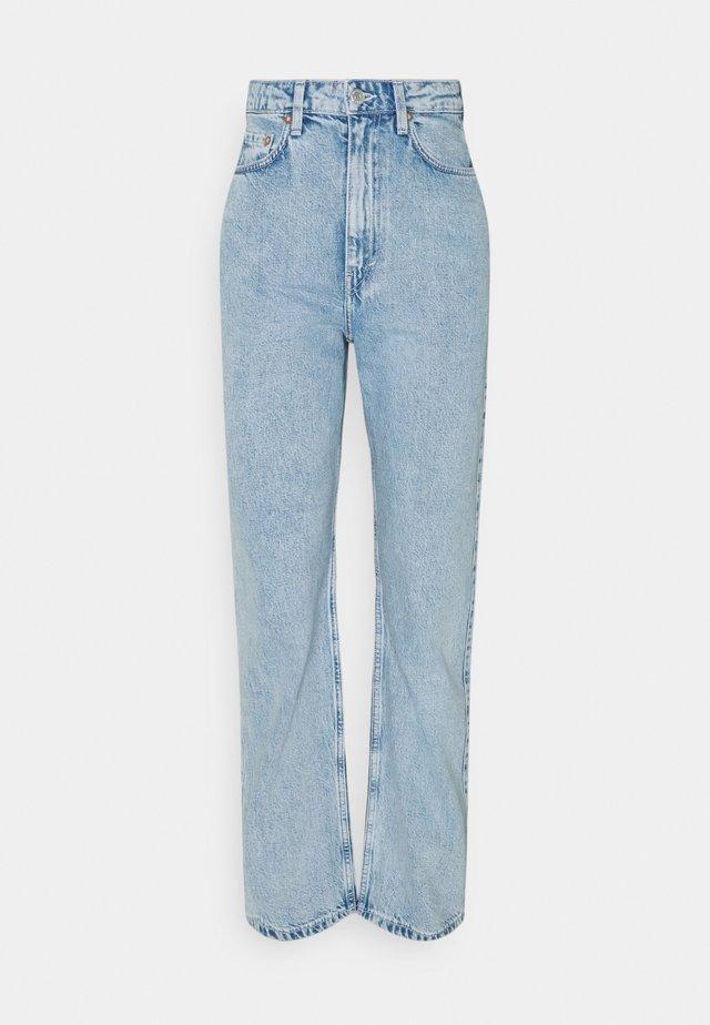 ROWE - Jeansy Straight Leg - summer blue
