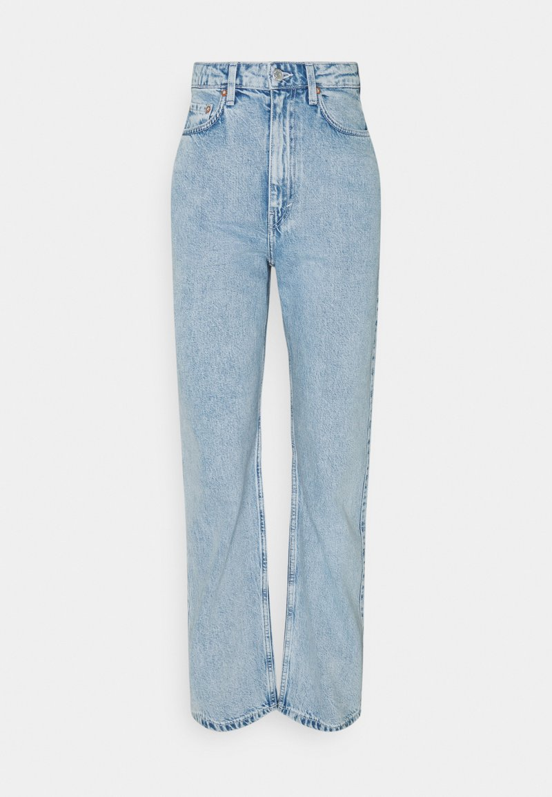 Weekday - ROWE - Jeans a sigaretta - summer blue