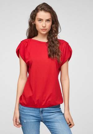 KURZARM - T-shirt basique - true red