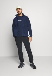 Columbia - FAST TREK™ II FULL ZIP - Fleecejas - collegiate navy - 1