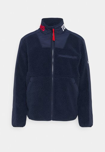 TONAL MIX JACKET UNISEX - Light jacket - twilight navy
