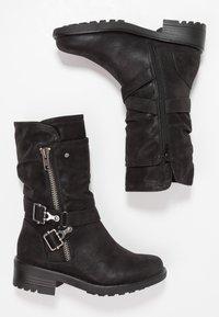 Bullboxer - Cowboy/Biker boots - black - 3