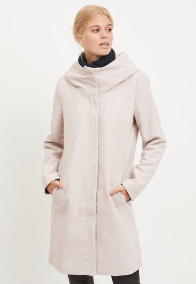 OBJSUSAN - Classic coat - rose