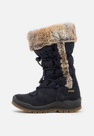 Winter boots - notte/beige
