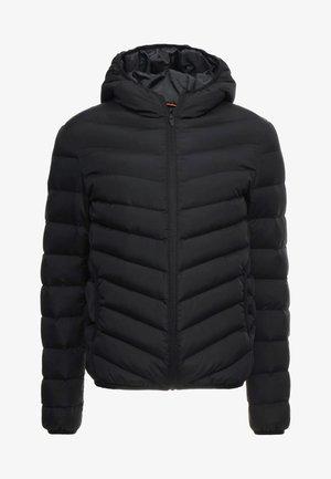 MJK GRANTPLAIN - Zimní bunda - black