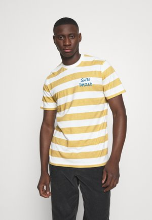 BEACH STRIPE TWIN - T-shirt print - saragossa sea