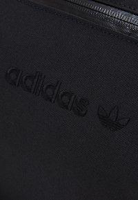 adidas Originals - UNISEX - Sports bag - black - 6