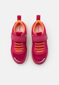 Superfit - RUSH - Baskets basses - rot/orange - 3