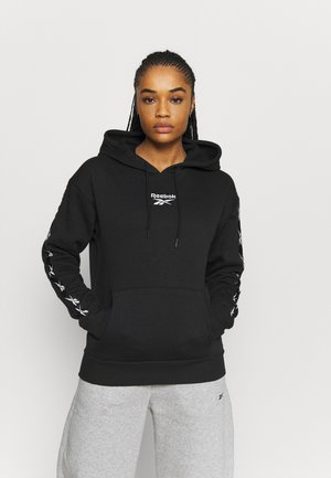 TAPE PACK HOODY - Sweat à capuche - black