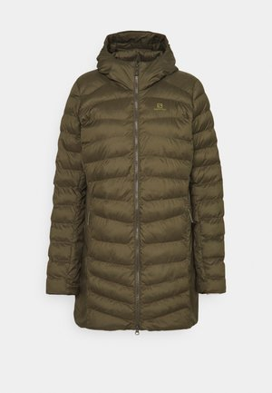 XWARM LONG  - Cappotto invernale - olive night