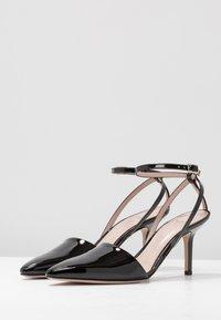 HUGO - LAUREL SLING - Classic heels - black - 4
