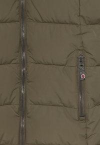 Killtec - BANTRY GRLS QUILTED - Winter coat - khaki - 4
