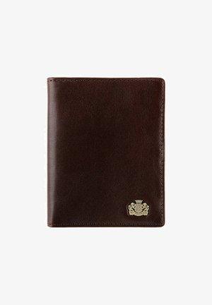 Passport holder - braun