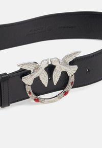 Pinko - BERRY JEWEL BELT - Belt - black - 3