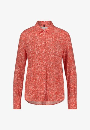 DANEE - Button-down blouse - lobster (69)