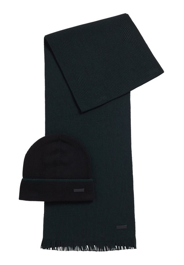 GABRIEL SET - Scarf - black
