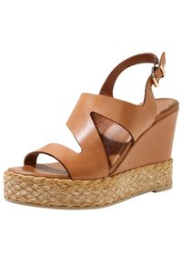 Inuovo - High heeled sandals - coconut ccn - 5