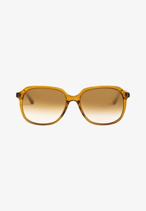 HELENAE - Sunglasses - shiny crystal honey/grad brown