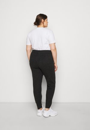VMVELAN PANT  - Pantalon de survêtement - dark grey