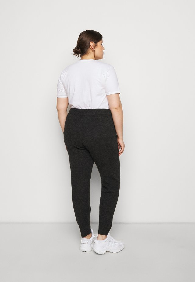 VMVELAN PANT  - Pantaloni sportivi - dark grey