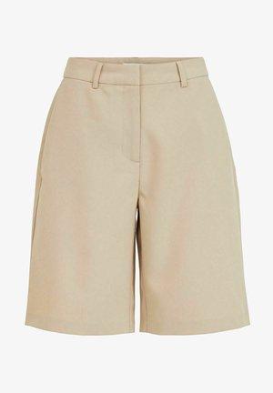 Shorts - soft camel