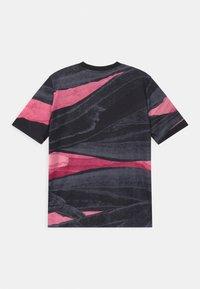 adidas Performance - JUVENTUS AEROREADY SPORTS FOOTBALL - Print T-shirt - black - 1