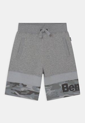LEROY - Teplákové kalhoty - grey
