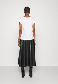 Anna Field - Camiseta básica - white - 2