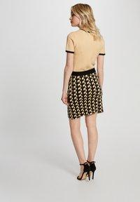 Morgan - Jumper dress - yellow - 2
