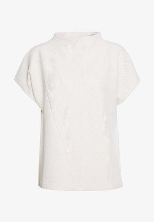 ULVI - T-shirts med print - soft stone