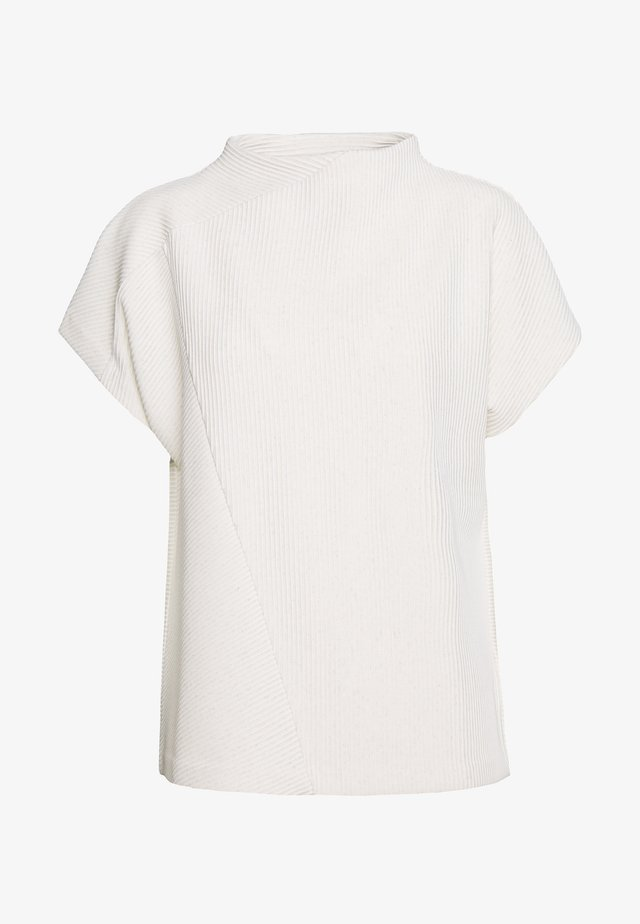 ULVI - T-shirt con stampa - soft stone