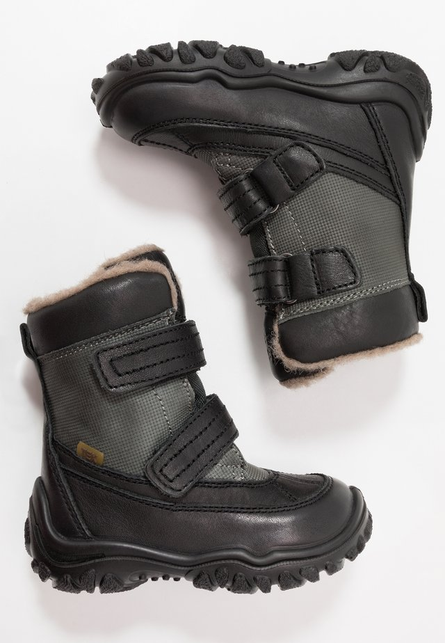 TEX BOOT - Winter boots - black