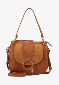 HANA SMALL - Handbag - caramello