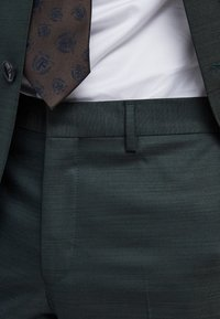 Selected Homme - SLIM FIT - Suit trousers - dark green - 4