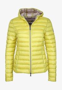 No.1 Como - FORTE - Down jacket - lemon - 3